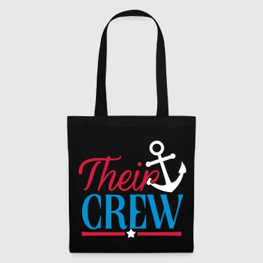 their crew - Tote Bag