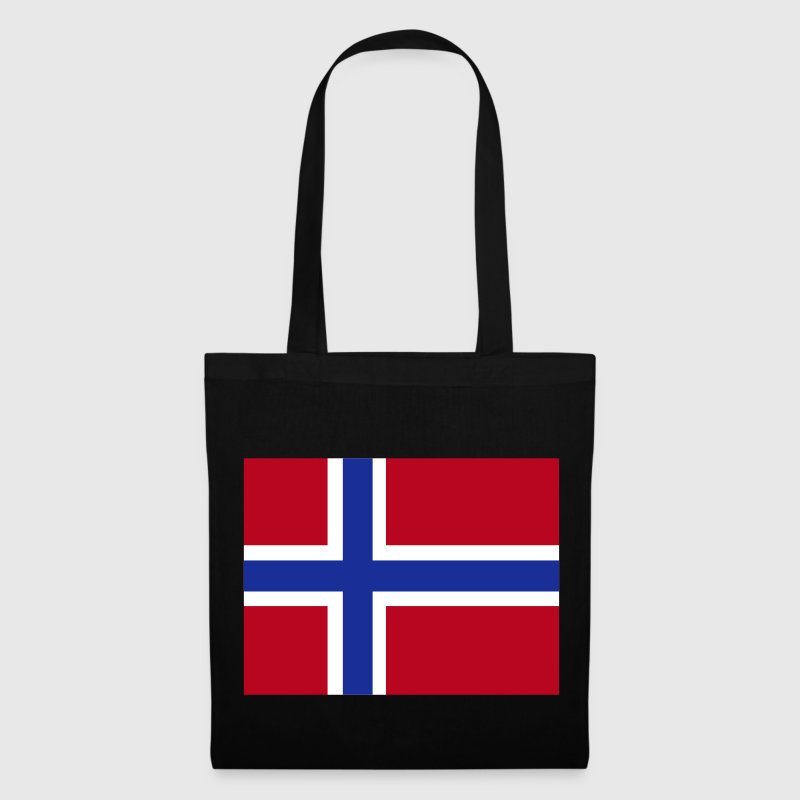 Norwegian Flag - Stoffveske