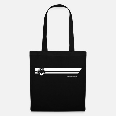 Long Beach Life is better when you surf (long + white) - Tote Bag