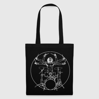 Da Vinci Rocks drums - Tote Bag