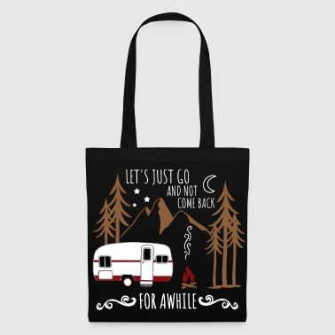 Dromadaire Allons juste - Tote Bag