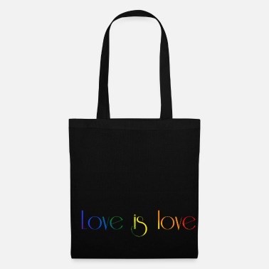 Homosexual Love is love - Tote Bag