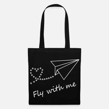 Airman Fly with me - Tote Bag