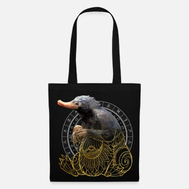 Wizarding World Animaux fantastiques Niffleur Or - Tote Bag