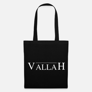 Berlin Vallah Music Rap Deutschrap 4 - Tote Bag