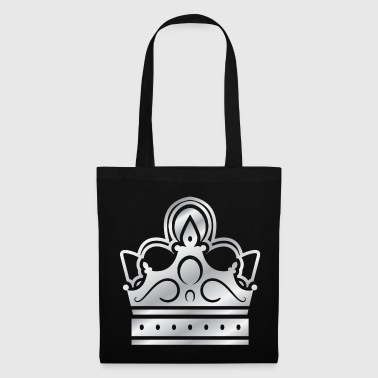 Couronne d'argent Silver Crowns Lifestyle King Prince - Tote Bag