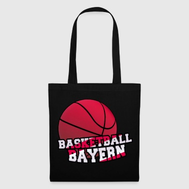 Streetball BASKETBAL MUNICH OF BAVARIA FAN BASKETBAL LIGA - Tas van stof