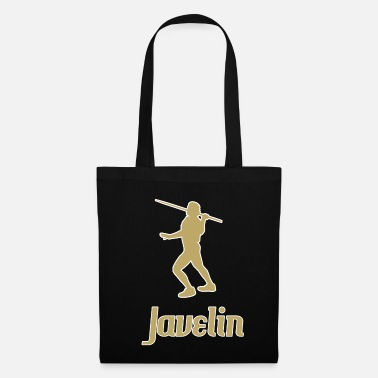 Atletica Leggera Javelin Throwing Javelin Athletics - Borsa di stoffa