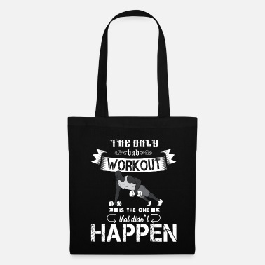 Builder Workout workout body exercise gift - Tote Bag
