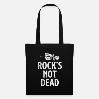 Falaise Rock is not dead Le cadeau Rocker Cool - Tote Bag