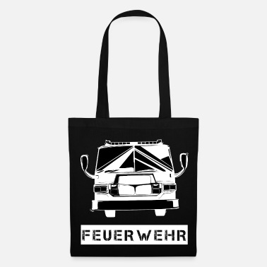 Emergence Fire department car - Tote Bag