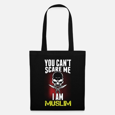 Ramadan Islam You can not scare me funny - Tote Bag