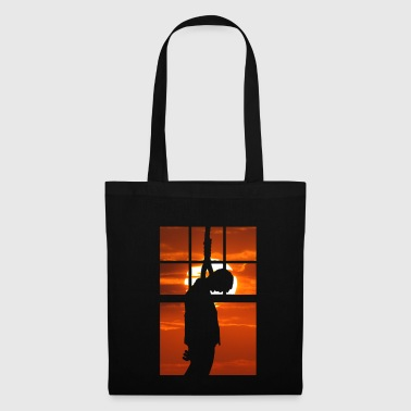 Hang man, hung, hanged, hung, sentenced sarakstisc - Tote Bag