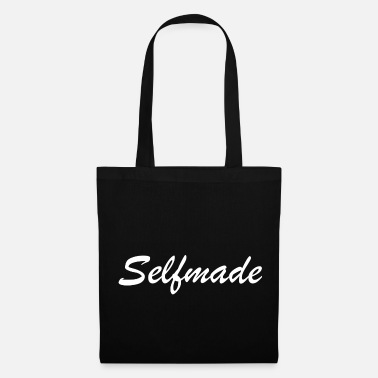 Selfie self made - Borsa di stoffa