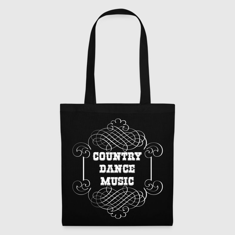 country dance music - Borsa di stoffa