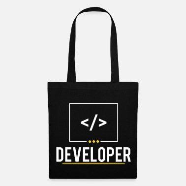 Developer Present Developer - Tote Bag