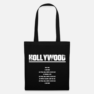 Hollywood Hollywood - Torba materiałowa