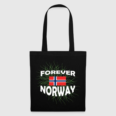 Forever Young Drapeau Norvège Norvège Pour toujours - Tote Bag