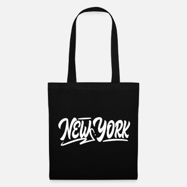 I Love Ny NEW YORK - Borsa di stoffa