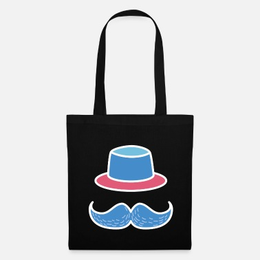 Mallorca Hipster Beard Father Fathers Day Dad Gift - Tote Bag
