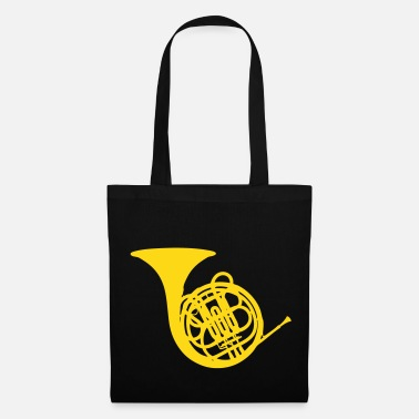 Horns Horn - Tote Bag
