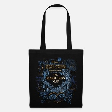 Collections Harry Potter Carte du Maraudeur - Tote Bag