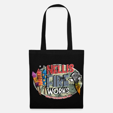 Vlogger feux d'artifice nellis 06 - Tote Bag
