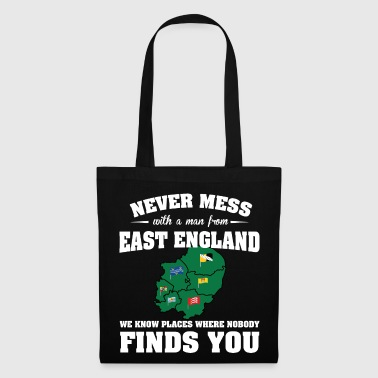 Countries East England - Tote Bag