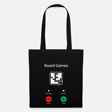 Board Game The Board game calls - Tote Bag