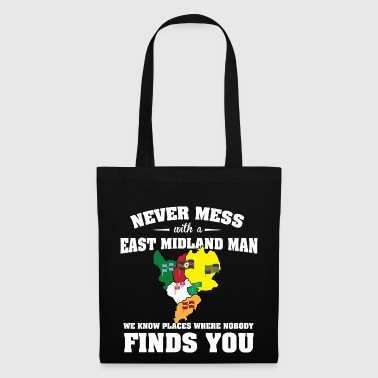 Countries East Midland - Tote Bag