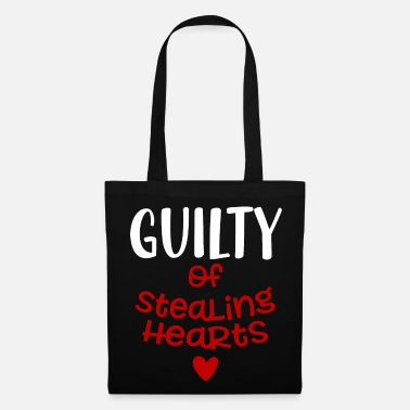 Steal Guilty of Stealing Hearts Gift - Tote Bag