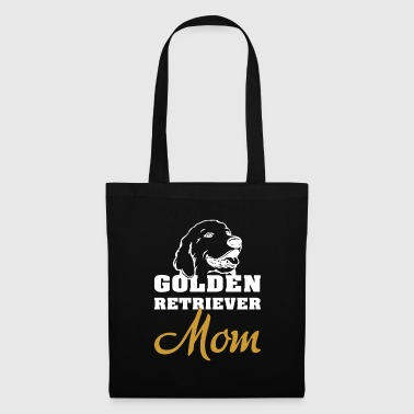 Golden Retriever Golden Retriever Mama - Borsa di stoffa
