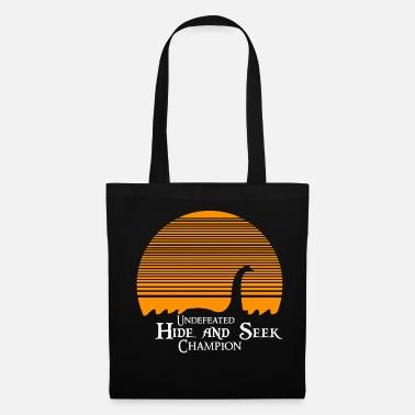 Lochness Lochness Monster Loch Ness Nessie Halloween Dark - Tote Bag. Tote Bag. Lochness ...