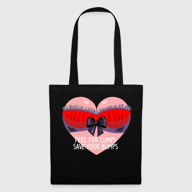 Awareness-ribbon Funny Breast Cancer Awareness Art For Women Dark - Tote Bag