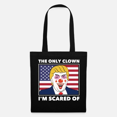 Anti Anti Donald Trump Halloween Edition Vote For Dems - Tote Bag