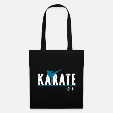 China Karate Geschenk Kampsport Japan Senpai - Stoffbeutel