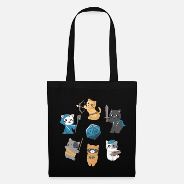 Jeu De Rôle Jeu de rôle Cats Cat - Tote Bag