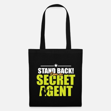 Agent Secret Agent d'espionnage Agent secret Agent secret - Tote Bag