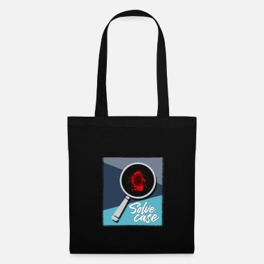 Parents Détective cadeau enquêteur profession d'espion - Tote Bag