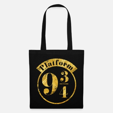 Marquer Harry Potter Voie 9 3/4 - Tote Bag