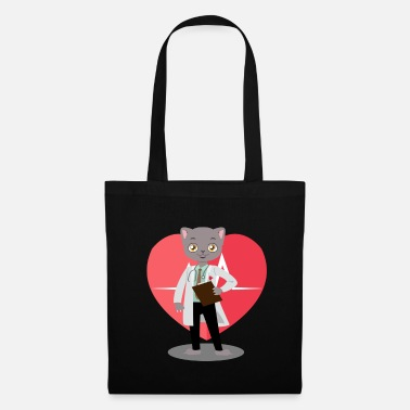 Cat Hangover Cat Sweet Babe Doctor Let me through - Tote Bag