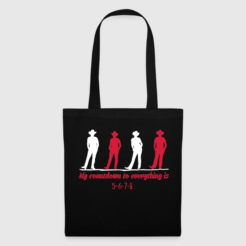 Linedance  - Tote Bag