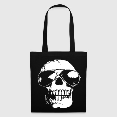Cool Skull - Tote Bag