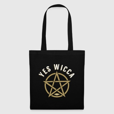 Yes Wicca - Tote Bag