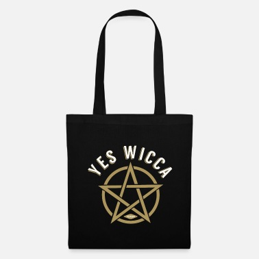 Sado-maso Yes Wicca - Tote Bag