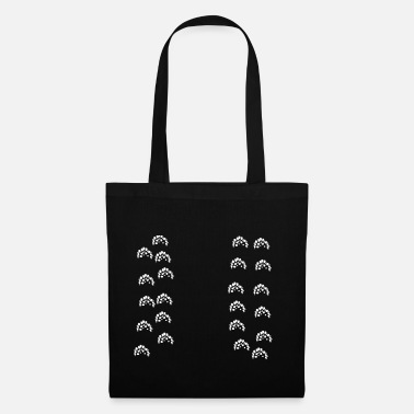 Paw and paws cat paws paws animals animal paws - Tote Bag