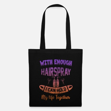 Old School Salon de coiffure salon de coiffure - Tote Bag