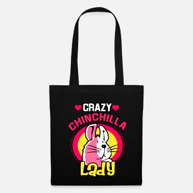 South Chinchilla gift south america rodent pet - Tote Bag