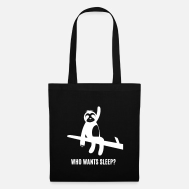 Lazy Sloth - Sloth - Tote Bag