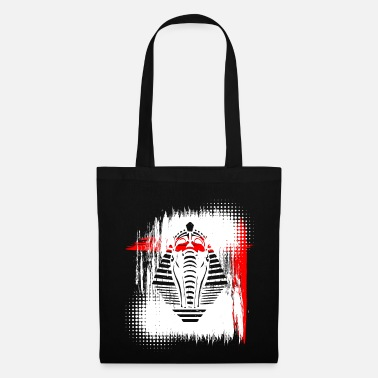 Trash Sphinx Trash Polka Tattoo - Tote Bag
